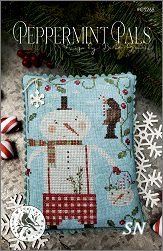 Peppermint Pals from With Thy Needle -- click to see lots more
