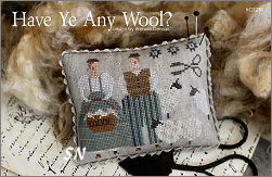 CS230 Have Ye Any Wool from With Thy Needle & Thread - click for more