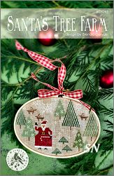 Santa's Tree Farm from With Thy Needle -- click to see lots more