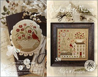 Winter Rose Manor #289 from With Thy Needle -- click to see lots more
