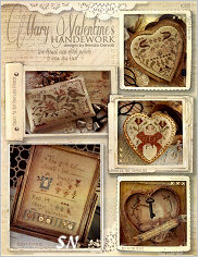 Mary Valentine's Handework from With Thy Needle & Thread - click for more