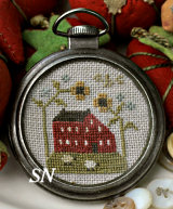 Summer Saltbox from With Thy Needle & Thread -- click to se lots more