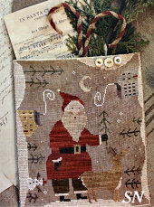 In Santa Claus Land from With Thy Needle & Thread - click for more