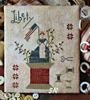 Grand Olde Flag from With Thy Needle & Thread -- click to se lots more