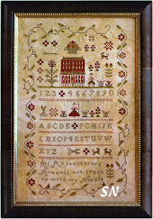 Needleworker's Sampler from With Thy Needle & Thread - click for more