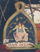 Peace on Earth from With Thy Needle & Thread -- click to see a larger view