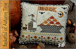CS241 Basketful of Autumn Time from With Thy Needle & Thread - click for more