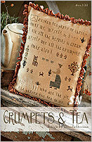 Crumpets & Tea from With Thy Needle & Thread - click for more