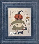 Tricks & Treats from With Thy Needle & Thread - click to see more