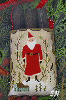 Merry & Bright from With Thy Needle & Thread - click for more
