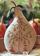 Partridge in a Pear Tree from With Thy Needle & Thread - click for more