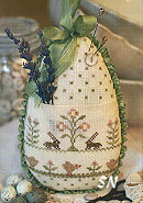 Easter Frills from With Thy Needle & Thread - click for more