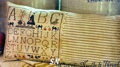 Hilda's Alphabet Brew from With Thy Needle & Thread - click for more