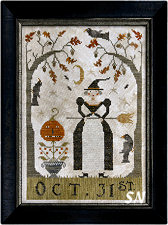 Oct 31st from With Thy Needle & Thread - click for more