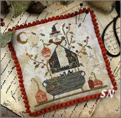 Witches Night Out from With Thy Needle & Thread - click for more