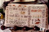 March Word Plays from With Thy Needle & Thread - click for more