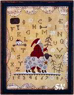 Merry Christmas to Ewe from With Thy Needle & Thread - click for more