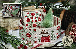CS243 Winter in Baltimore from With Thy Needle & Thread - click for more