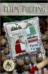 CS246 Plum Pudding from With Thy Needle & Thread - click for more