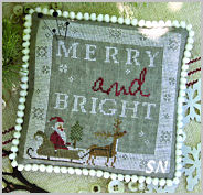 Ho Ho Ho from With Thy Needle & Thread - click for more