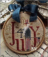 Holiday Hoopla #2 - 4th of July from With Thy Needle -- click to see lots more