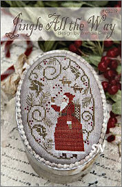CS219 Jingle All The Way from With Thy Needle & Thread - click for more
