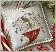 Merry Mouse from With Thy Needle & Thread - click for more