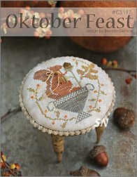 CS197 Oktober Feast from With Thy Needle & Thread - click for more