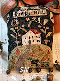 Pumpkin Hill from With Thy Needle & Thread - click for more