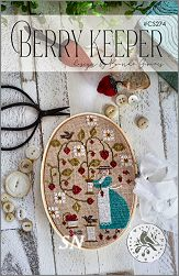 Berry Keeper #274 from With Thy Needle -- click to see lots more