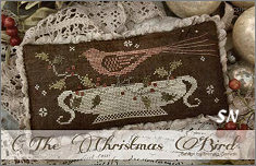 CS195 The Christmas Bird Chart from With Thy Needle & Thread - click for more