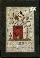 Liberty House from With Thy Needle & Thread - click for more