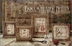 Essamplaire Petite Collection I from With Thy Needle - click for more