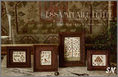Essamplaire Petite Collection II from With Thy Needle - click for more