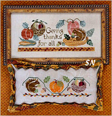 Giving Thanks from The Workbasket - click to see more