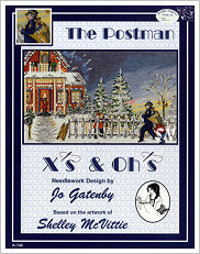 The Postman from X's & Oh's - click for more